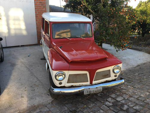 Ford Rural 4x2