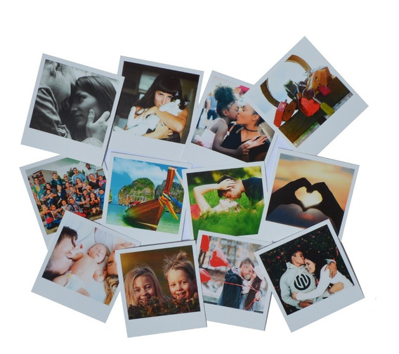 Fotos Estilo Polaroid De 9x10 Cm Impresión Fotografía