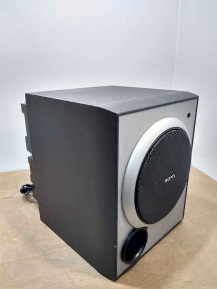 L61 Caixa Subwoofer Ativo Muteki Sony Sa-wp1500 165w