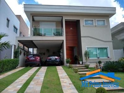 Espetacular Residência No Melhor Condomínio Da Região. - 119