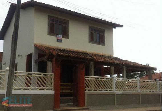 Casa Em Condomínio Para Venda Em Saquarema, Bacaxá, 5 Dormitórios, 2 Banheiros - E188