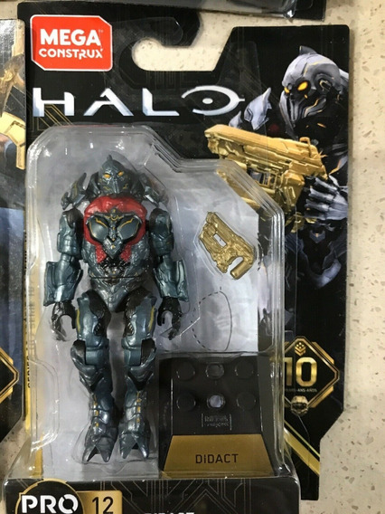 Didact Halo Mega Construx Serie 10 Didacta Pro Builders
