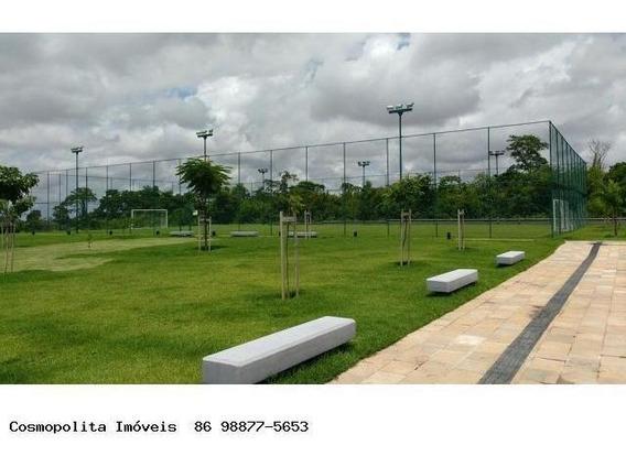 Lote Em Condomínio Fechado Para Venda Em Teresina, Novo Uruguai - Lotes Terras Alphaville