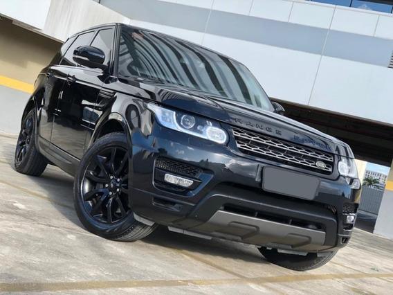 Range Rover Sport Se 3.0 Diesel 4x4 2014 Blindada N3a