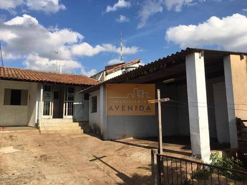 Imagem 1 de 7 de Casa À Venda, 115 M² Por R$ 245.000,00 - Jardim Planalto - Paulínia/sp - Ca1258