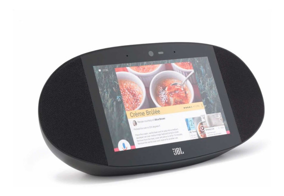 Jbl Link View Smart Display With The Google Assistant