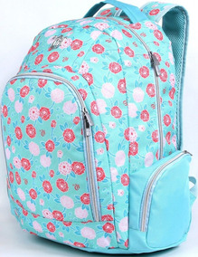 Mochila Capricho Liberty Blue 11329 + Selfie Light