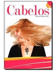 Livro - Cabelos Cortes & Penteados - Capa Dura - Ed. De Luxo