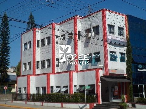 Aluga (o Pacote) - Sala Comercial - Centro - Arujá - 20 M² - Banheiro Privativo. - Sa00081 - 4762918