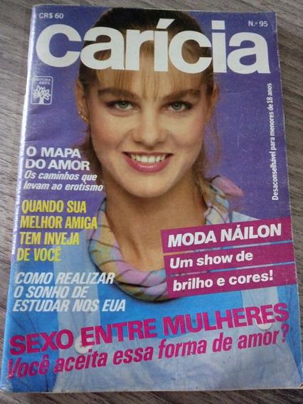 Revista Carícia 95 - Reginaldo Faria