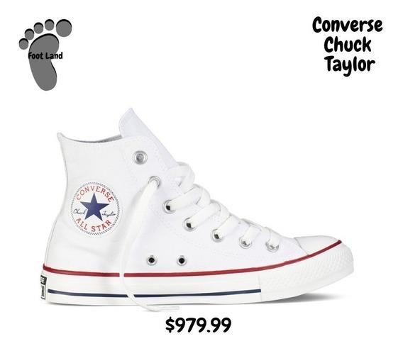 Converse Bota Blanca