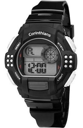 Relógio Technos Oficial Corinthians Cor13615a/8p Original