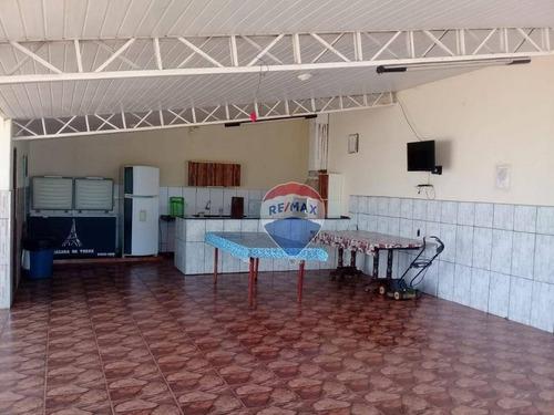 Imagem 1 de 16 de Chácara Com 1 Dormitório À Venda, 1500 M² Por R$ 470.000,01 - Zona Rural - Artur Nogueira/sp - Ch0124