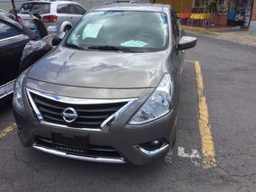 Nissan Versa Advance Nuevo