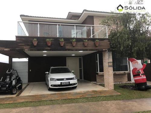 Imagem 1 de 30 de Casa Com 4 Dormitórios À Venda, 358 M² Por R$ 1.910.000,00 - Engordadouro - Jundiaí/sp - Ca0498