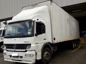 Mercedes Benz Atego 1725 Trucado, 2007/2007