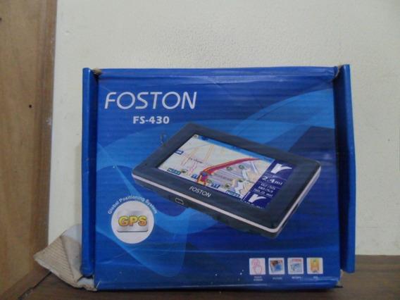 Gps Foston Fs 430 Fotos Reais - Leia A Descrição