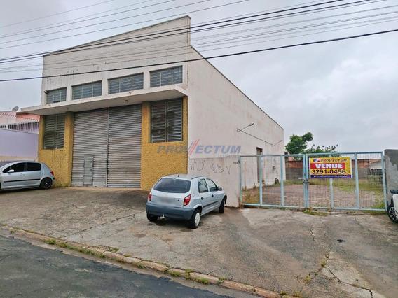 Barracão À Venda Em Jardim Nova Europa - Ba277964
