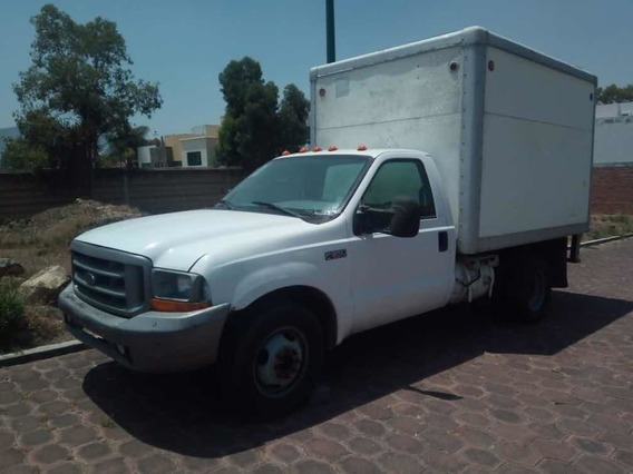Ford F-350 2001 5.4 Xl Super Duty Mt