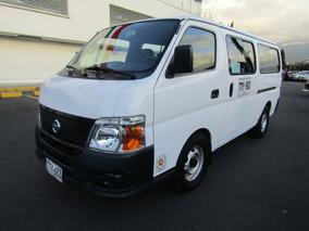 Nissan Urvan Autobuses Microbuses
