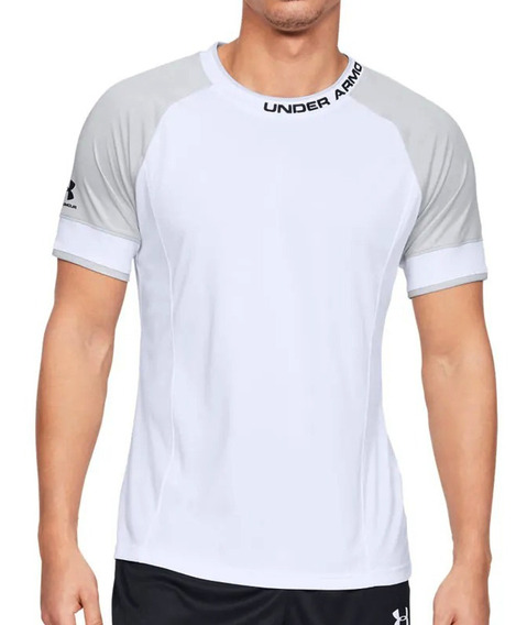 Remera Under Armour Challenger Iii Training Hombre Bl/gr