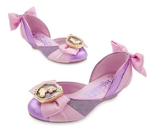 Sapato Princesa Rapunsel Original Da Disney P/entrega