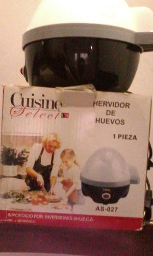 Imagen 1 de 4 de Hervidor De Huevo Marca Cuisine
