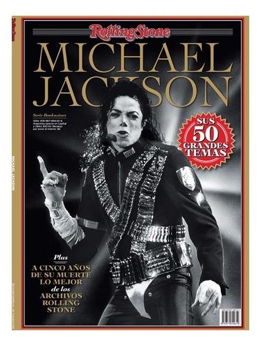 Michael Jackson - Especial Revista Rolling Stone - Nuevo