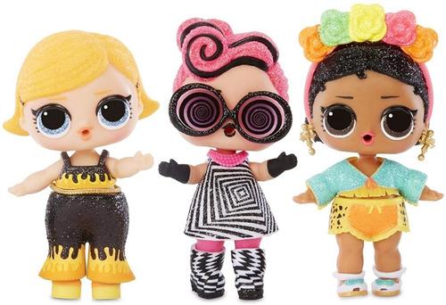 Imagen 1 de 9 de Lol Surprise Lights Glitter Doll Original Cod 564829 Bigshop