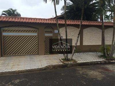 Casa Residencial À Venda, Balneário Flórida, Praia Grande. - Ca0276