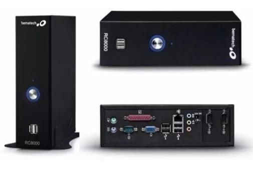Computador Mini Rc-8000 2gb Ram/ 320gb Hd Bematech Original