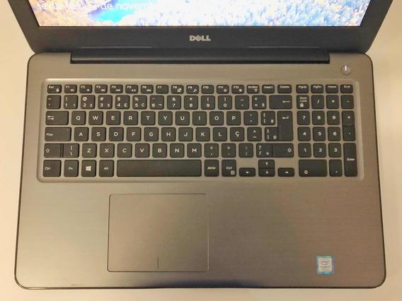 Notebook Dell Core I7 8gb 1tb Inspiron I15-5567-a40c