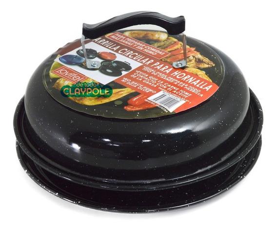 Parrilla Circular Enlozada Nº1 Jovifel 31 Cm