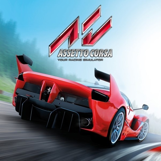 Assetto Corsa Pc + Dream Pack 1,2 & 3 - Ativação Steam