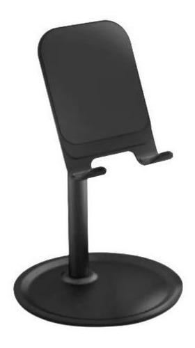 Imagen 1 de 8 de Porta Tablet Celular Aluminio Ajustable