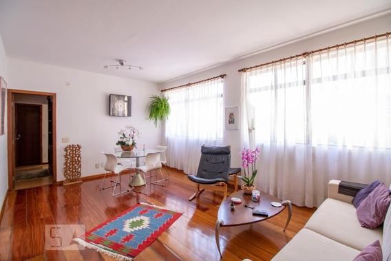 Apartamento No 3º Andar Mobiliado Com 4 Dormitórios E 2 Garagens - Id: 892973839 - 273839
