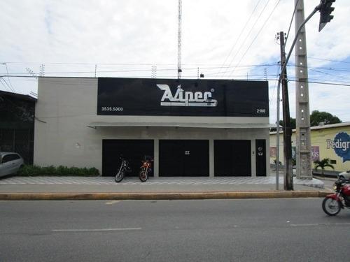 Imagem 1 de 10 de Loja Para Alugar Na Cidade De Fortaleza-ce - L9210