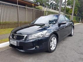 Honda Accord Ex 3.5 V6 2008 Blindado R$29.900