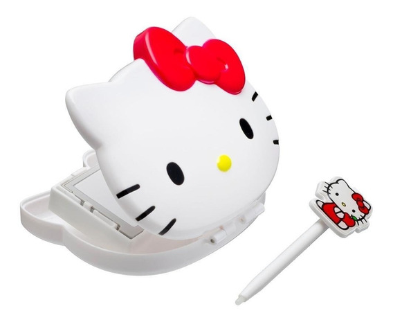 Bolsa De Transporte Big Ben Helo Kitty Para Nintendods Lite/