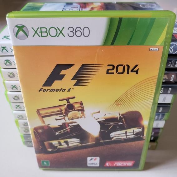 Formula 1 2014 Português-br Xbox 360 Midia Fisica Original