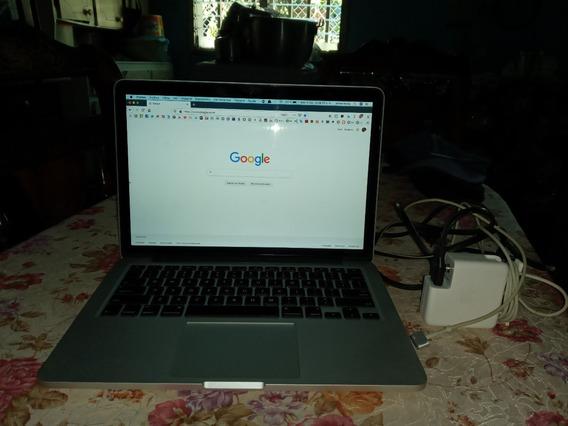 Macbook Pro 13 Retina Corei5 8ram 128ssd - Apple