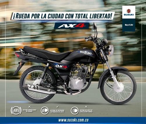 Suzuki Ax 4 2021 0 Klm