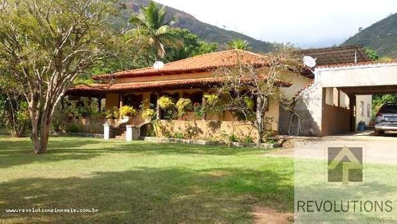 Fazenda Para Venda Em Paraíba Do Sul, Werneck, 5 Dormitórios, 4 Suítes, 5 Banheiros, 50 Vagas - Rs643_2-927004