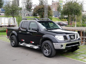 Nissan Frontier Modelo Navara 4x4