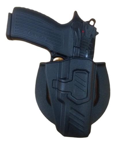 Pistolera Exterior Houston Nivel 2 Bersa Tpr9