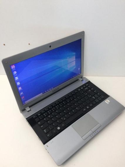 Notebook Samsung Intel Core I5 Hd 500gb Rf 2218 Mem Ram 4gb