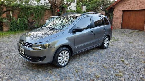 Volkswagen Suran 1.6 Comfortline 101cv 2015muy Linda!!!