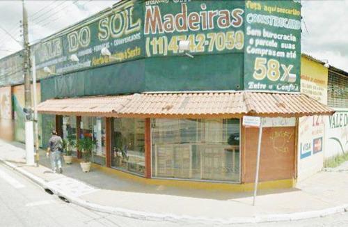 Galpão Para Venda Em Suzano, Vila Maluf - Ga008_1-1856572