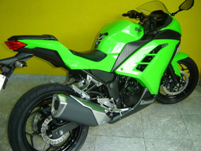 Kawasaki Ninja 300 C/ 5.000 Kms