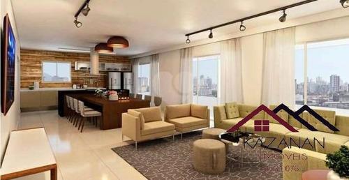 Apartamento Com Dois Dormitórios Santos - 5118